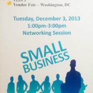 VA Capital Health Vendor Fair